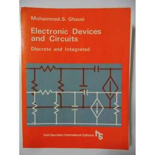 Electronic Devices and Circuits - Discrete and Integrated