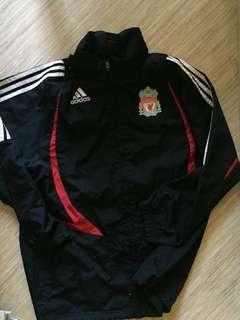 ADIDAS Liverpool Rain Coat Jacket