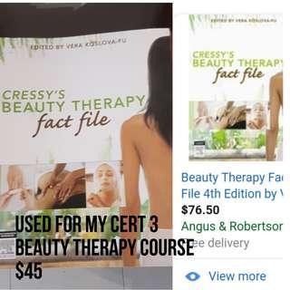 Cert 3 beauty textbook