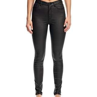 RES Denim - Gettin Hi Skinny Jeans: The Shining - Size 28