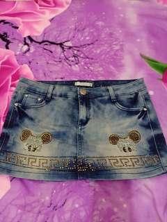 Span Celana jeans import