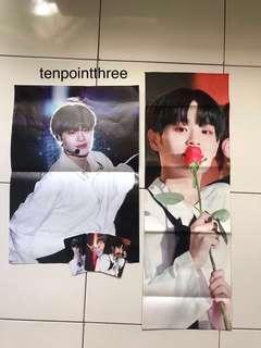 Daehwi Rose Slogan by fansite @LOVE_OLOGIST