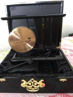 🚚 Marina Bay Sands Opening Commemorative Lucky Gong Set