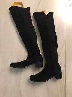 Stuart Weitzman SW Reserva long boots