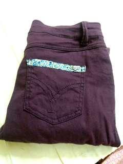 (CLEARANCE) Trousers #FEBP55