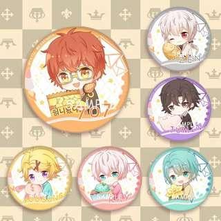 🚚 Mystic messenger badges