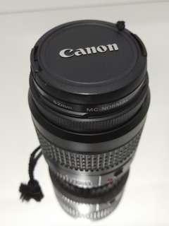 Canon Eos EF Mount 35-80mm f/4-5.6 lens lenses