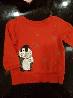 Carters baby pullover
