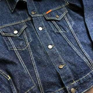 Big John - S Denim Jacket 牛仔褸 Army Wtaps Workware lvc Levis