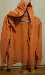 Brand New Hoodie with zipper from Korea