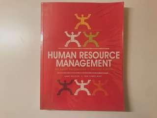 Human Resources Management (Second Edition) Textbook