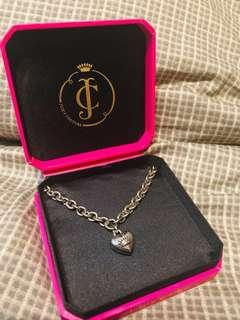 🚚 Juicy Couture Crown Heart Necklace