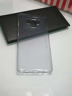 Samsung Galaxy Note 9 Clear Soft Case