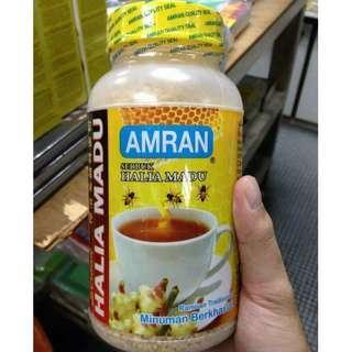 [Instocks] Amran Serbuk Halia Madu