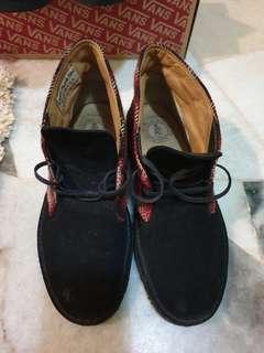 Clarks Woolrich Fabric USA Dessert Boot