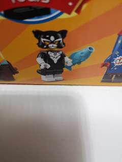 Lego series 18 minifigurine cat girl