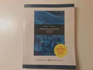 Organizational Behaviour - McGraw Hill International Edition