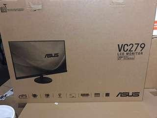 Asus 27 inch full HD monitor VC279H