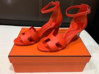 Hermes Sandals (100% authentic!!!) 36.5 lay away available!!!