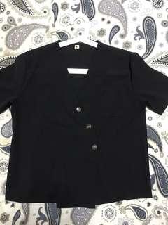 🚚 black top