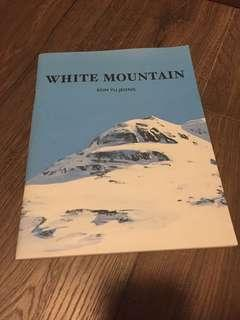 White Mountain by EOM YU JEONG