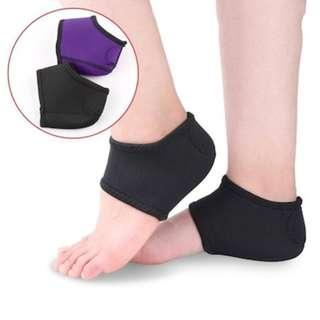 🚚 2pcs Foot Heel Ankle Wrap Pads Plantar Fasciitis Therapy Pain Relief Arch Support