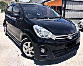 PERODUA MYVI 1.3 SE AUTO MILLEAGE 90K+ TIPTOP CONDITION