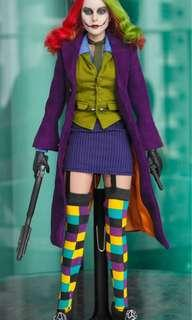 1/6 lady joker bib