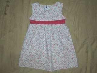 Dress Anak Size 3 Tahun