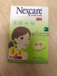 Nexcare 3M暗瘡貼