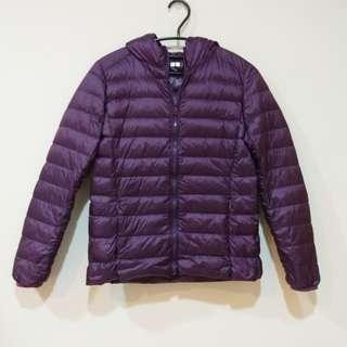 🚚 全新紫色羽絨衣