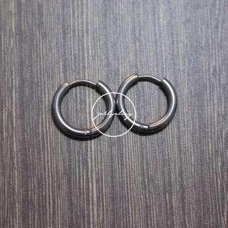 🚚 [INSTOCK] K-pop Circle Hoop Earrings (pair)