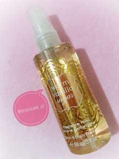 BBW Body Mist (Warm Vanilla Sugar) 88ml