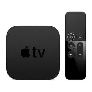 全新(未開封)Apple TV 4K 32GB