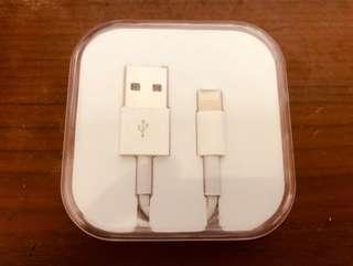 🚚 *8成新*蘋果IPhone充電線