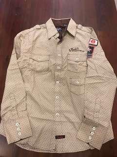 Fender (正品) brown Tshirt