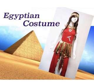 🚚 < CATZ > Egyptian Costume Cosplay Costume Party Costume
