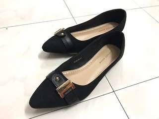 #MakeSpaceForLove FABIANO RICCO Womens Flat Shoes