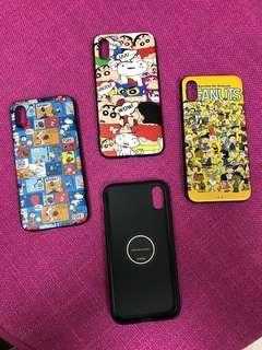全新 i Phone X 電話套 四邊全包軟膠保護套
