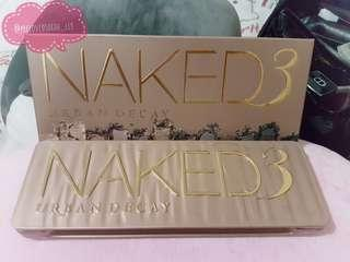 Urban Decay Naked 3 Eyeshadow Pallete