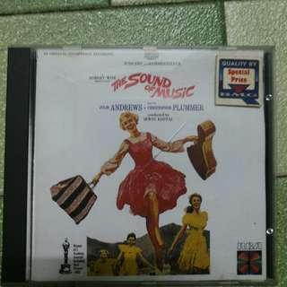 THE SOUND OF MUSIC    CD