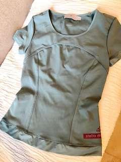 Stella McCartney Adidas top