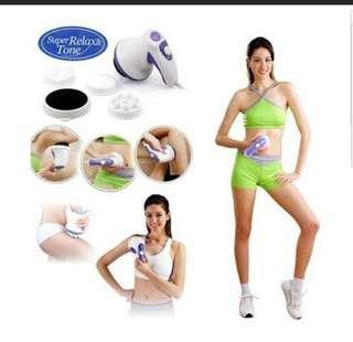 Body Slimming and Toning Massager BN and good quality