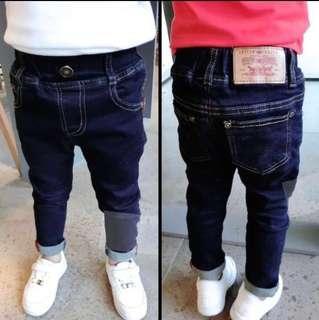 🚚 Boy Jeans size 100cm