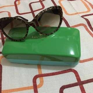 Kate Spade Leopard Brown Sunglasses
