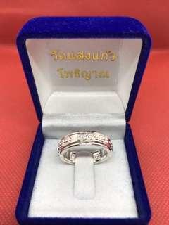 2556年 925純銀 孔雀王法戒