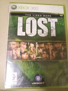 Xbox360 ~ Lost (只限九龍灣地鐵站交收),此為歐版