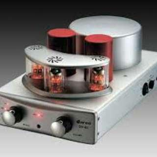 Dared DV-6C Multichannel Hybrid Integrated Amp