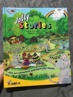 🚚 Jolly Phonics Stories