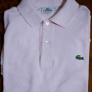 Polo tshirt Lacoste